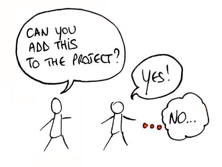 Zarządzanie projektami to problem