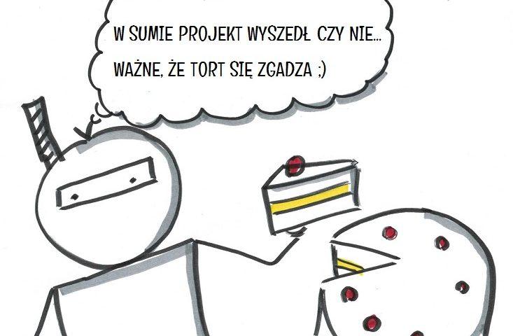 jak świętować sukces projektu